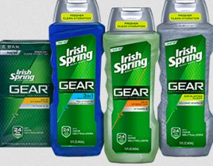 Buy 2 Irish Spring Gear Body Wash 15-18 oz 2/$7 Use 2 $2 Irish Spring Gear Body Wash coupon Pay $3, Get $2 ECB (Limit 1) Final Price: 2/$1 ($.50 each)