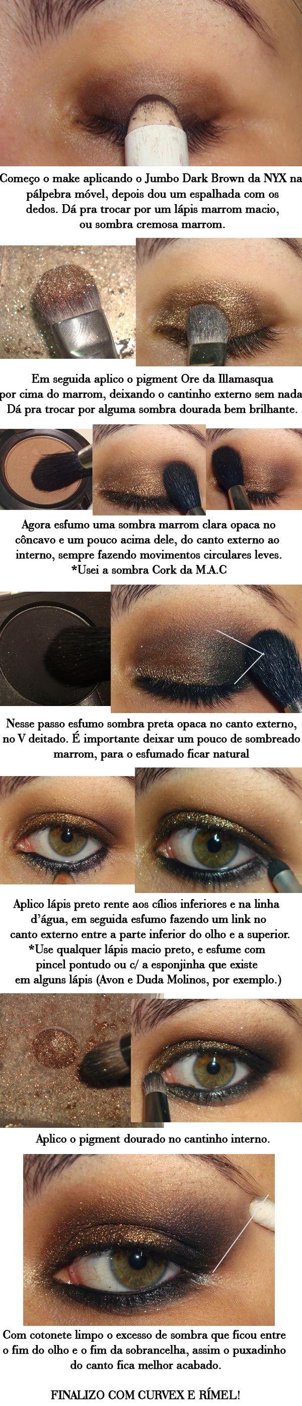 tutorial-smoky-cat-eyes-marrom-dourado