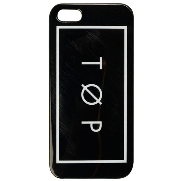 Twenty One Pilots iPhone 5/5S Case | Hot Topic featuring polyvore, fashion, accessories, tech accessories, phone cases, case, iphone case and phone