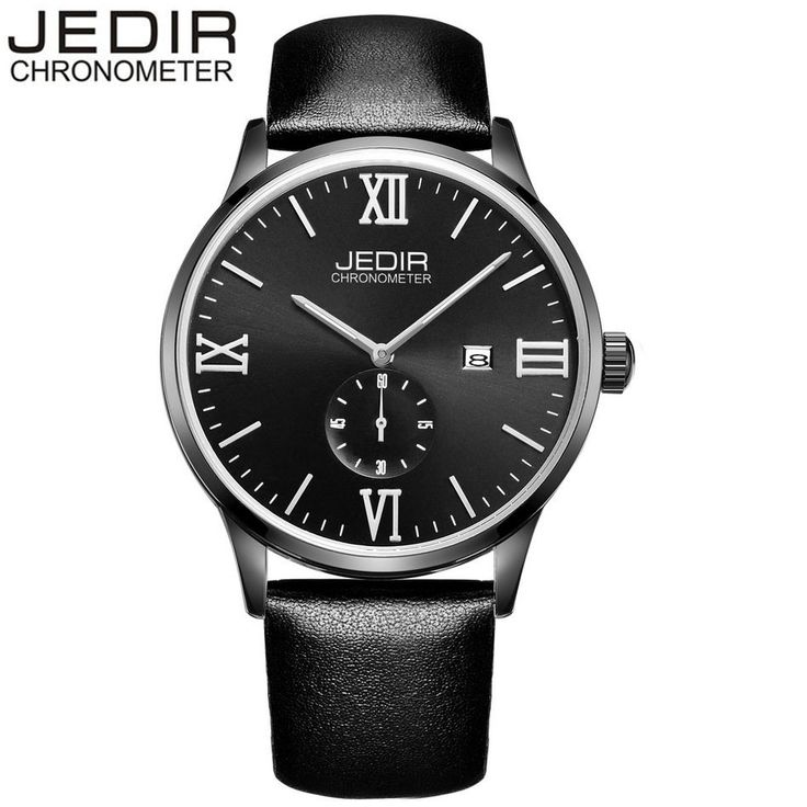 $22.46 (Buy here: https://alitems.com/g/1e8d114494ebda23ff8b16525dc3e8/?i=5&ulp=https%3A%2F%2Fwww.aliexpress.com%2Fitem%2FJEDIR-New-Fashion-Men-s-Day-Silver-Dial-Quartz-watch-Wristwatch-Montre-Homme-PU-Leather-Strap%2F32664208969.html ) JEDIR New Fashion