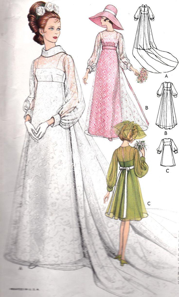The60sbazaar 1960s Bridal Designs Brides Vintage In