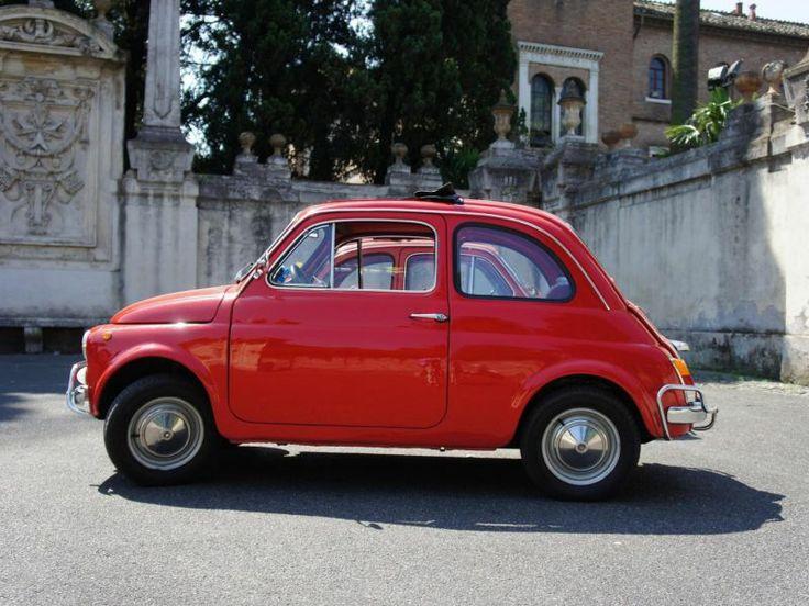 Vintage Fiat 500 eXPerience - #Rome #Travel #ItalyXP #WeLoveItalyXP #Trip #
