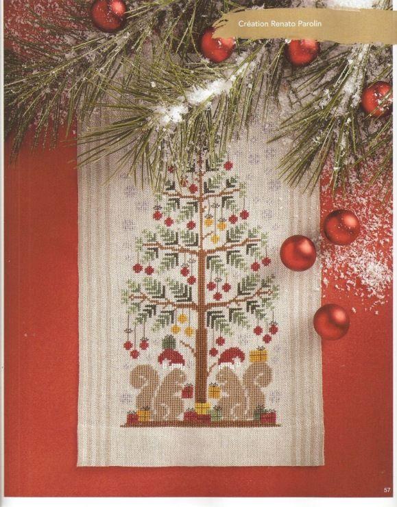 127 best Christmas cross stitch images on Pinterest   Kreuzstich ...