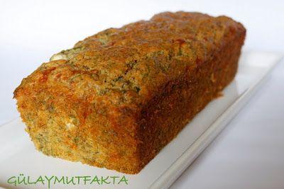 Dereotlu peynirli kek