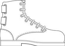 free printable coloring pages for shoes - - Yahoo Image Search Results