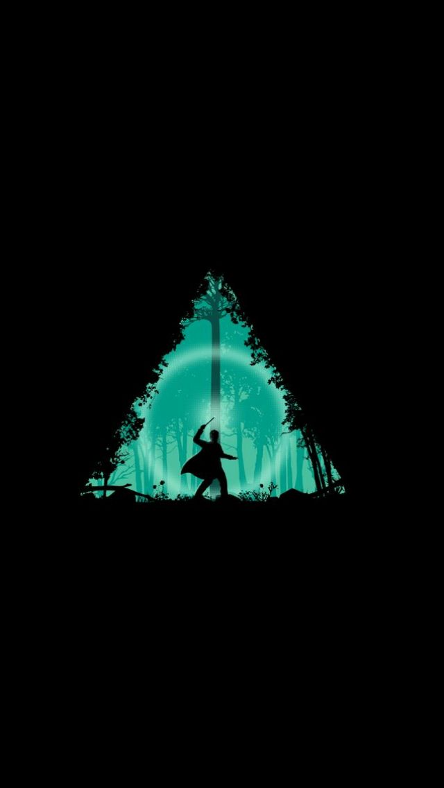 Harry Potter and the Deathly Hallows Background