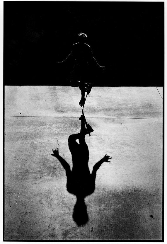 Rodney Mullen Eighties Skateboarding Photo - Freestyle Silhouette At Del Mar Skateboard Ranch 80s Skate Photo