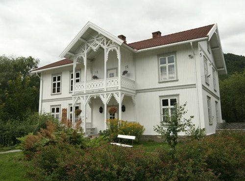 Hajemhuset, Nesbyen, Norway