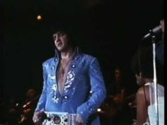Elvis Presley and JD Sumner Live. Why me Lord.Very Funny and Powerful Elvis. - YouTube