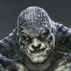 First Glimpse of Killer Croc in 'Suicide Squad' °°