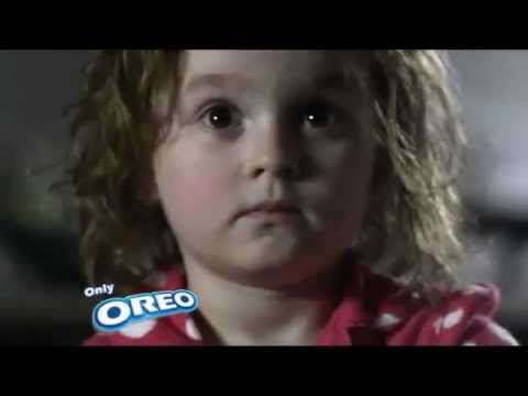 Explanation Text Oreo commercial UK 2012 - The Explanation to Daddy ....will use with expository/how-to writing (how to eat an oreo)