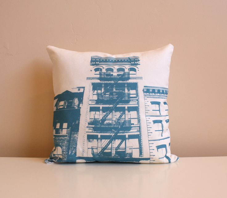 LAST+CHANCE+SALE+/+New+York+City+Pillow++Urban+Throw+by+NestaHome,+$20.00
