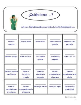A communicative activity to get your students up and out of their seats
