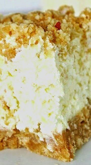 Fluffy Cream Cheese Dessert | Rincón Cocina