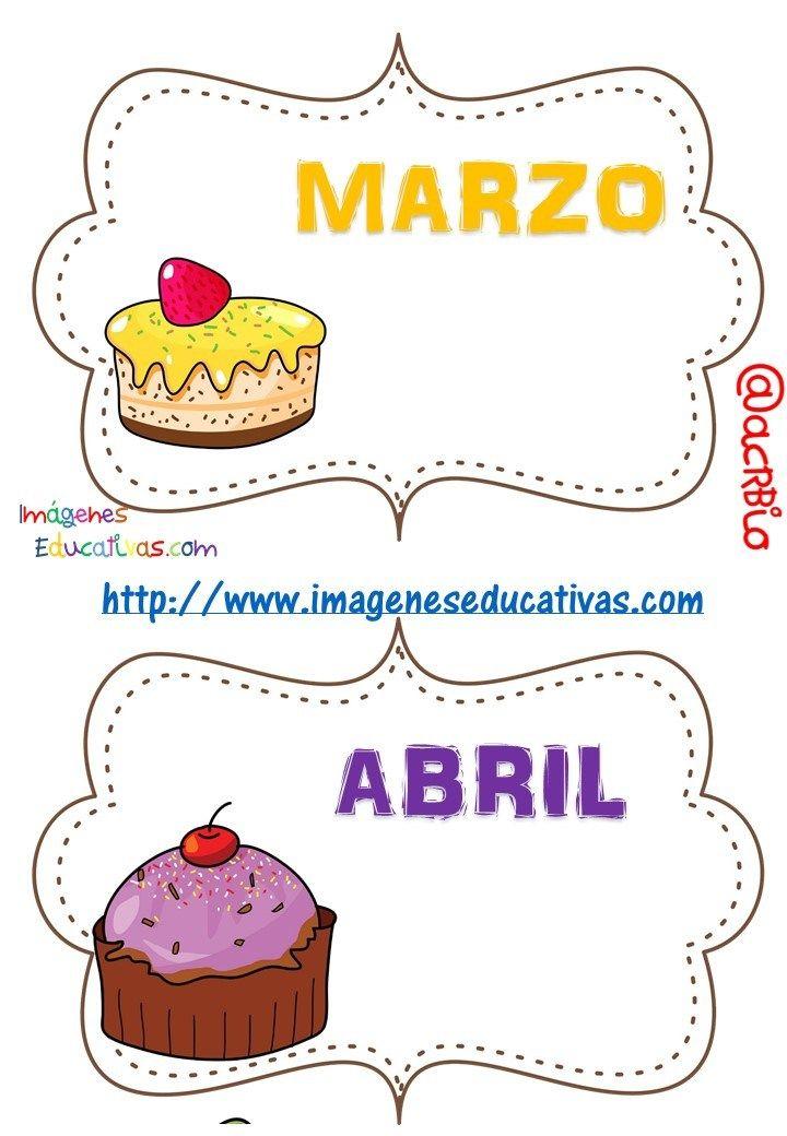 Tarjetas Imprimibles Plantillas Rincon Del Cumpleanos Cupcakes