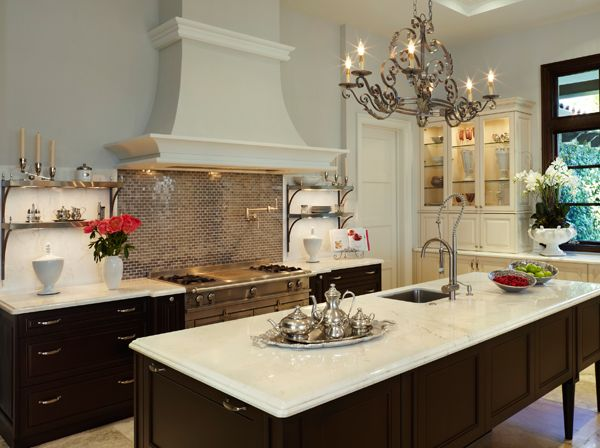 Dark Cabinets, Designer Kitchens, Tile, Cabinets Kitchens, Kitchen