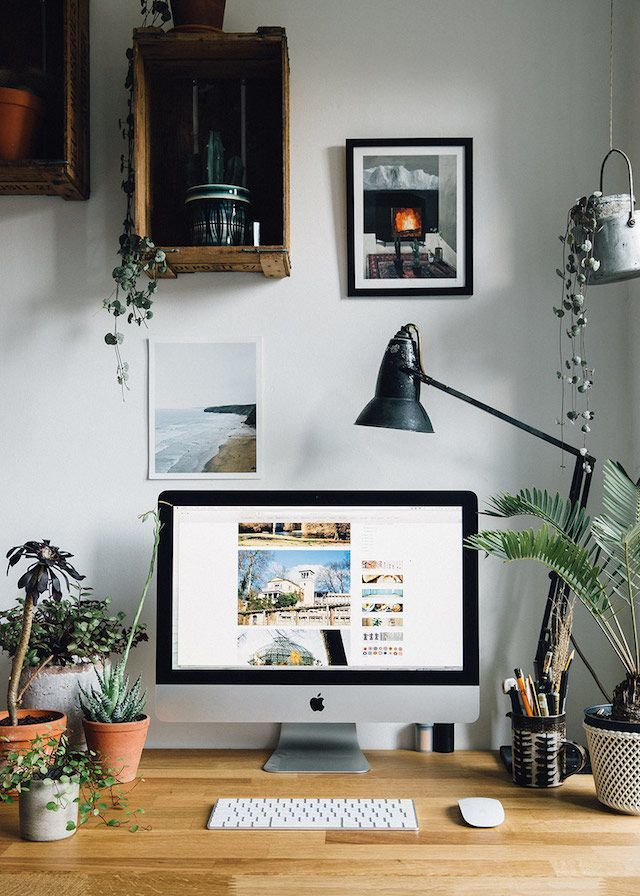 Beautiful inspiration for plant loving folk | my scandinavian home | Bloglovin'