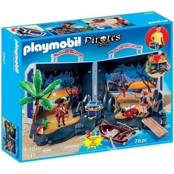 Playmobil Piratenschatz