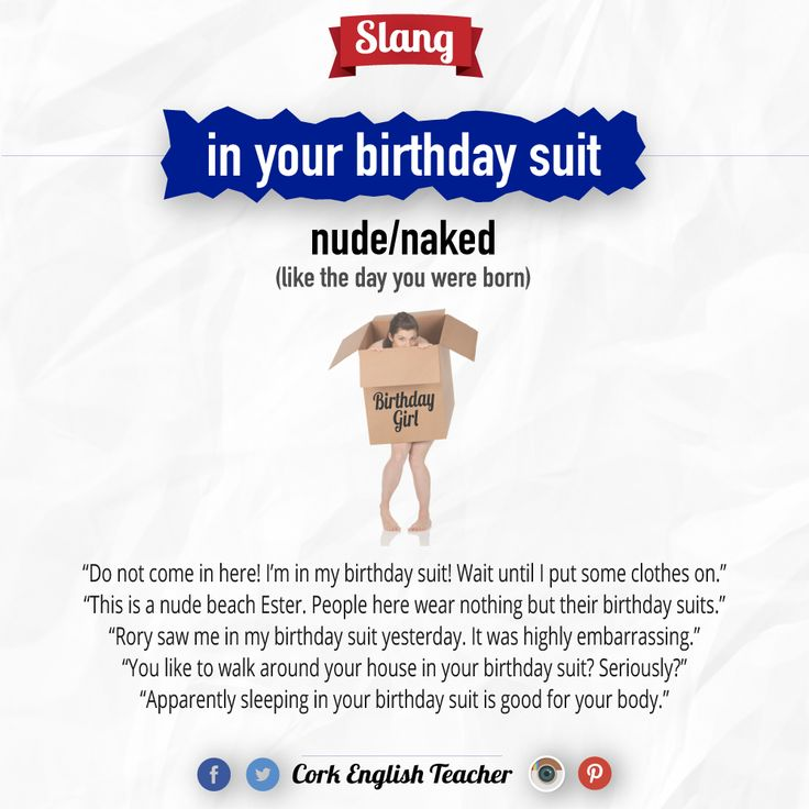 #englishslang #slang #elt #english #idiom