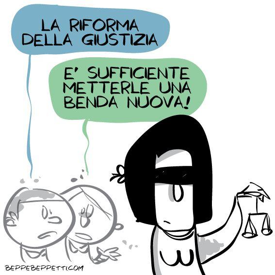 Beppe Beppetti - Giustizia