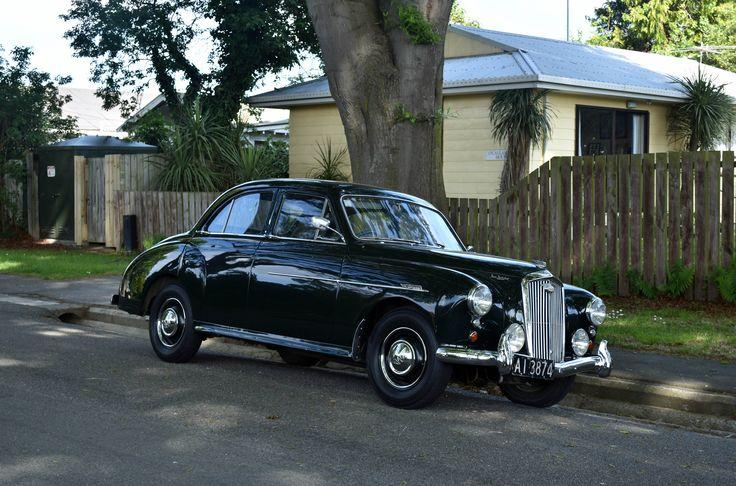 https://flic.kr/p/212b2e4 | 1954 Wolseley | The Cars of Christchurch, New Zealand