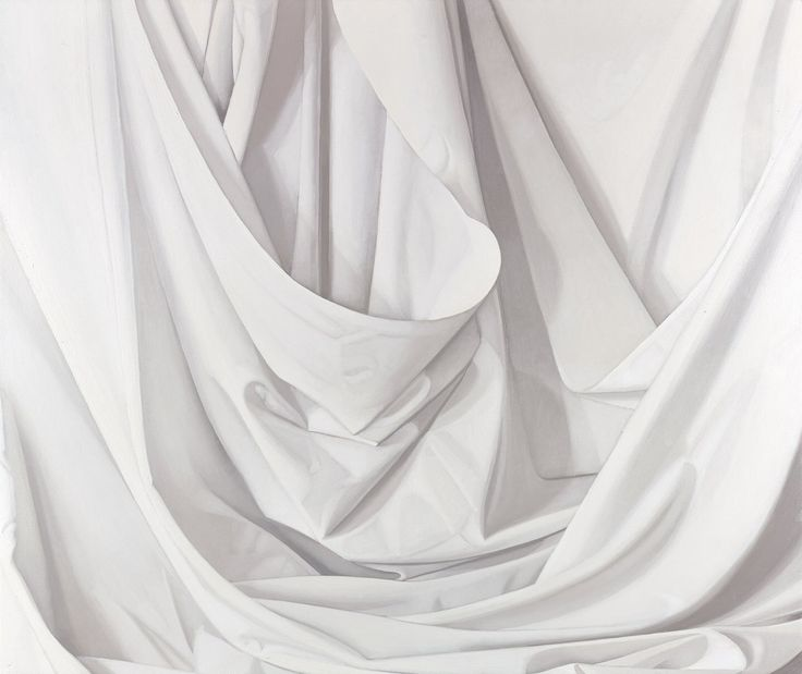 § ALISON WATT O.B.E. (SCOTTISH B.1965) ALABASTER 152.5cm x 183cm (60in x 72in) Estimate: £15000 - 20000