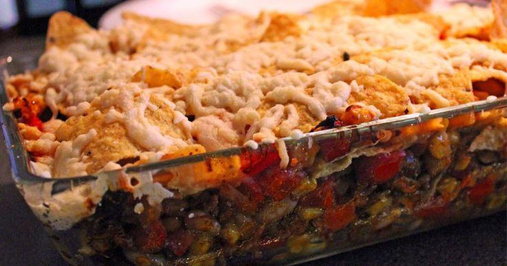 TEXMEX: Rijk gevulde Mexicaanse ovenschotel  - A bite of cravings - gezonde recepten, inspiratie en lifestyle - koken, bakken en andere creaties - leuke weetjes voor in de keuken - foodblog -
