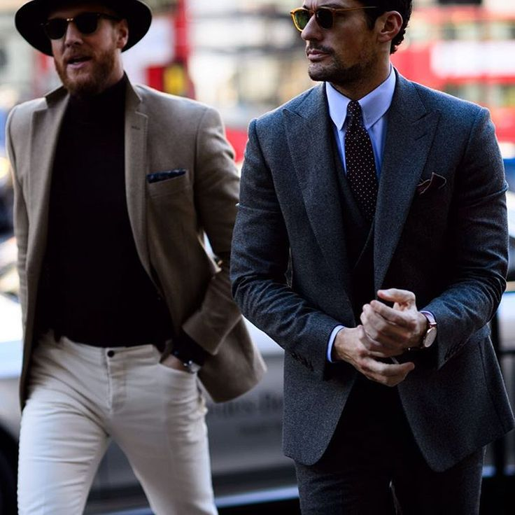 """""""Classy @davidgandy_official photo by @le21eme…"""""""