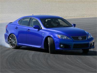 Lexus IS F09