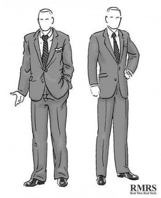 how to dress sharp for young men
