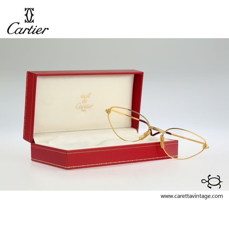 Cartier Rivoli Louis Cartier / Vintage sunglasses / NOS / 90s sunglasses / women sunglasses / womens sunglasses / designer sunglasses / luxury sunglasses