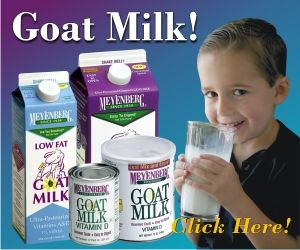 I prefer flash cooled fresh...but usually have to buy store bought. http://www.roseofsharonacres.com/raw_goat_milk_benefits