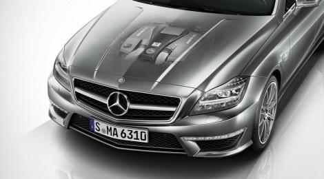 Mercedes Benz CLS 63 AMG performance update | Rush Lane