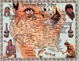 Image detail for -Native American Tribes Map of North America: North America, Native Americans My, Americans My Ancestors, Tribes Map, American Unit, American Tribes