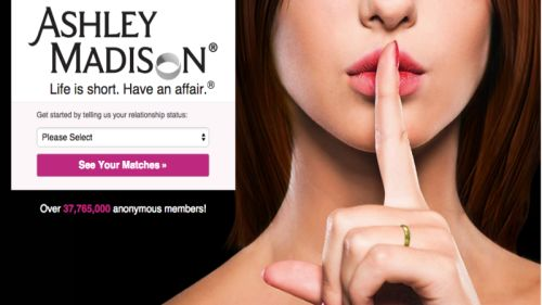 Ted Cruz's senate email address was a subscriber of Ashley Madison adultery 'dating' service