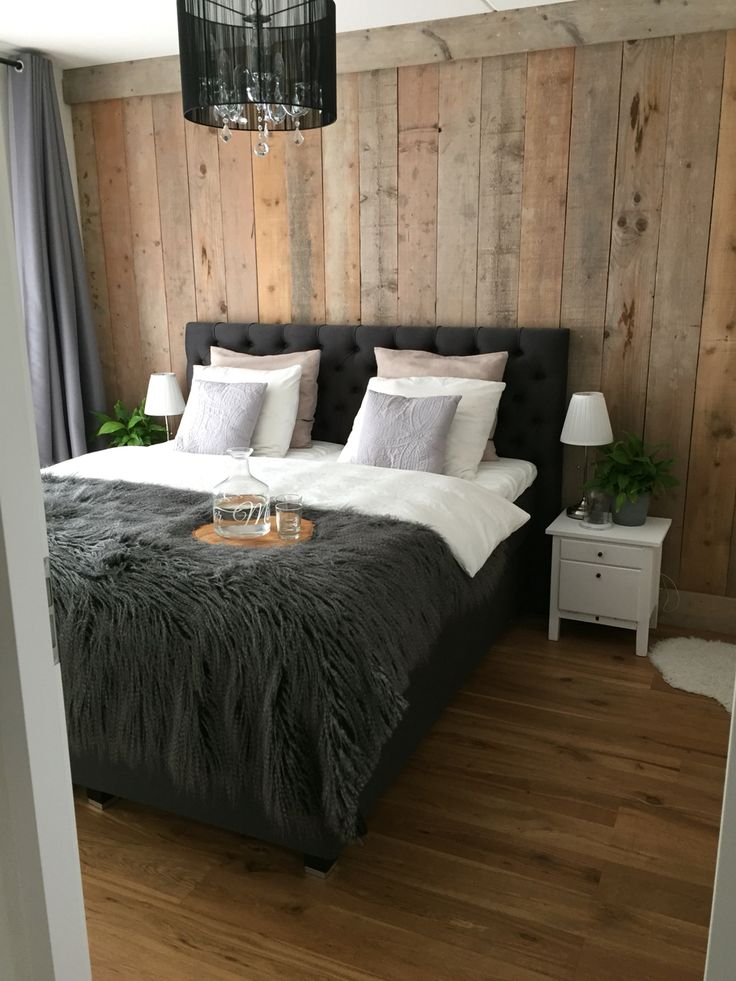 Onze slaapkamer , super trots !