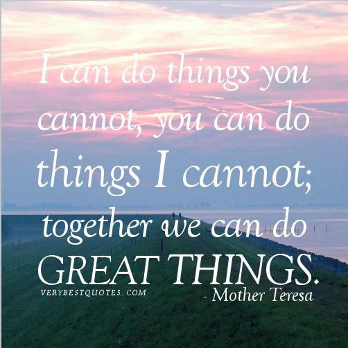 16 best images about teamwork on Pinterest | Quotes about teamwork ...