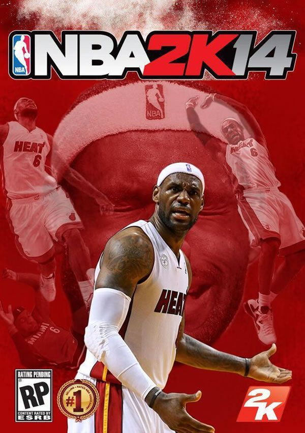 lebron james 2k14 photos | FIRST LOOK: NBA 2K14 LeBron James Flop Edition cover | Franchise Mode ...
