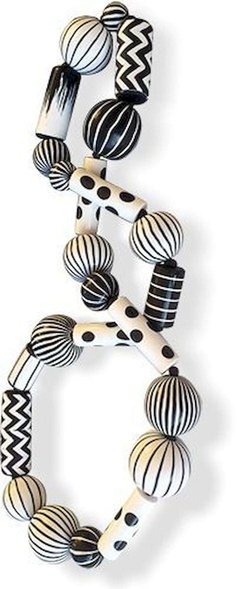 30 easy diy polymer clay beads ideas (1)