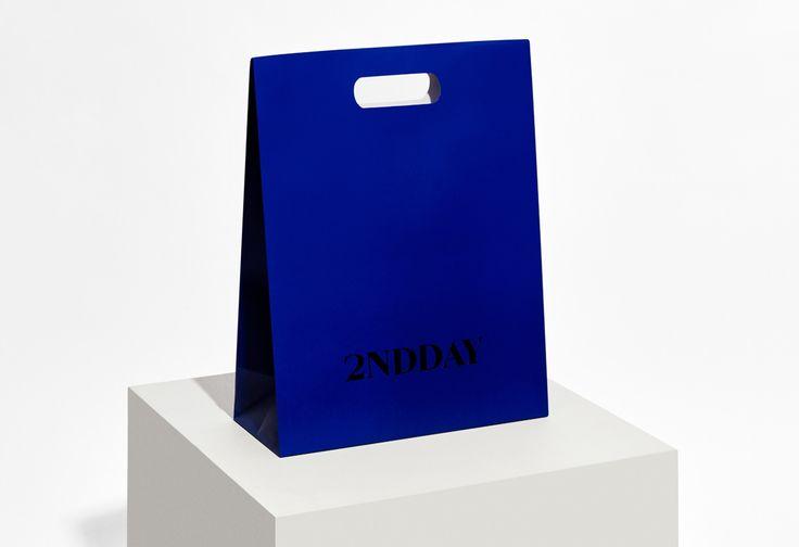 Shopping bag via homework PD