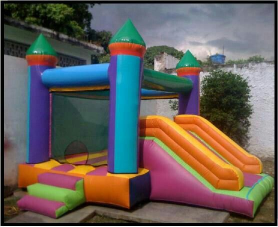 Inflable grande 5 x 3 mts