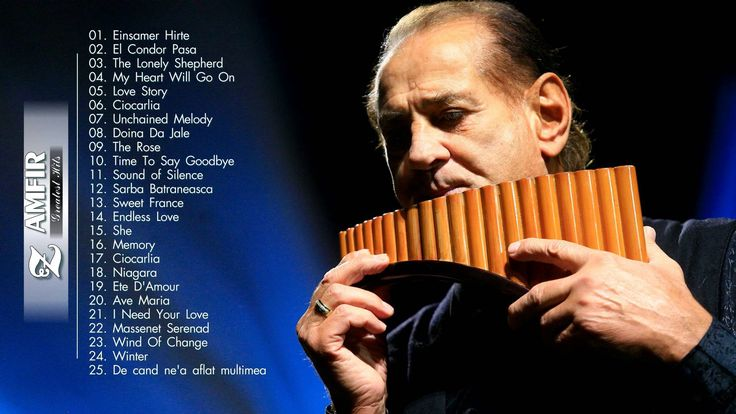 Zamfir Greatest Hits | Best Of Gheorghe Zamfir