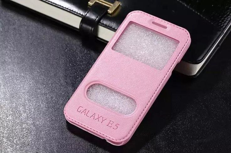 Dompet Mewah, Pu Kulit Flip Penutup, Kasus Telepon Untuk Samsung, Galaxy Sm E500fds E5 Ponsel Dengan,Double Windows Mobile Phone Holster Protective Cell Phone Cases Reiko Cell Phone Case From Huang2131031, $6.28| Dhgate.Com