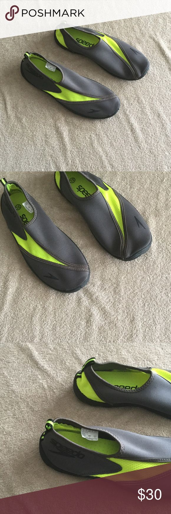 (Men) Speedo Water Shoes Excellent condition. You enjoy wearing this water shoes for summer time! Speedo Shoes