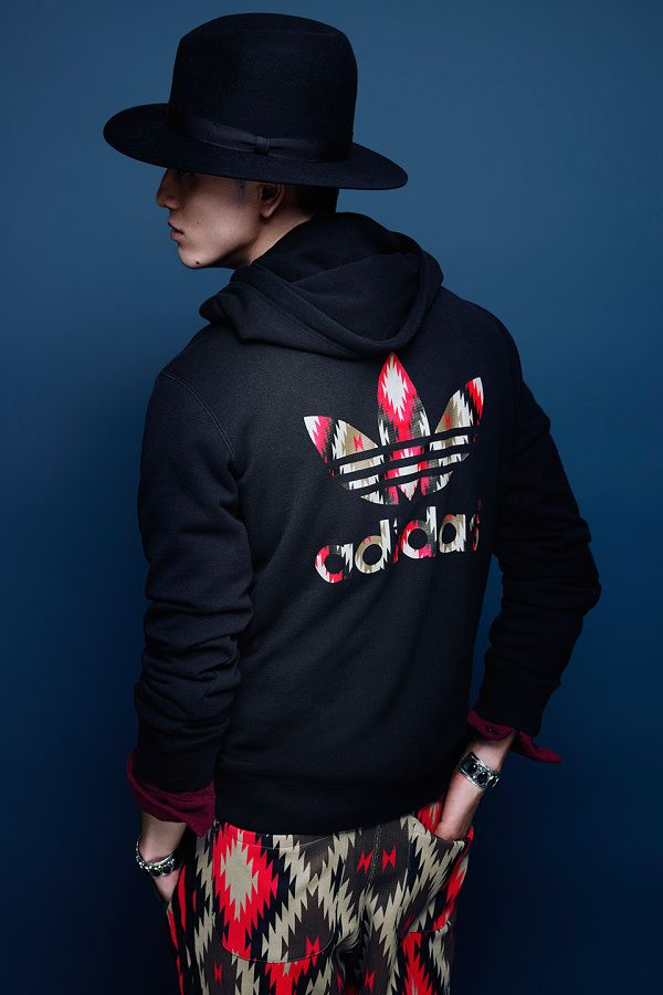 huge selection of 43547 ca9ad adidas Originals by NEIGHBORHOOD FallWinter 2014 Lookbook  Mens Trend FW  14 adidas O r i g i n a l s  Pinterest  Mens clothing styles, Adidas ...