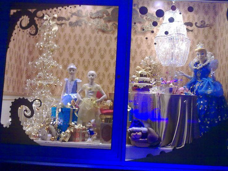 UNIVERS DISNEY: Noël 2014  à Disneyland Paris