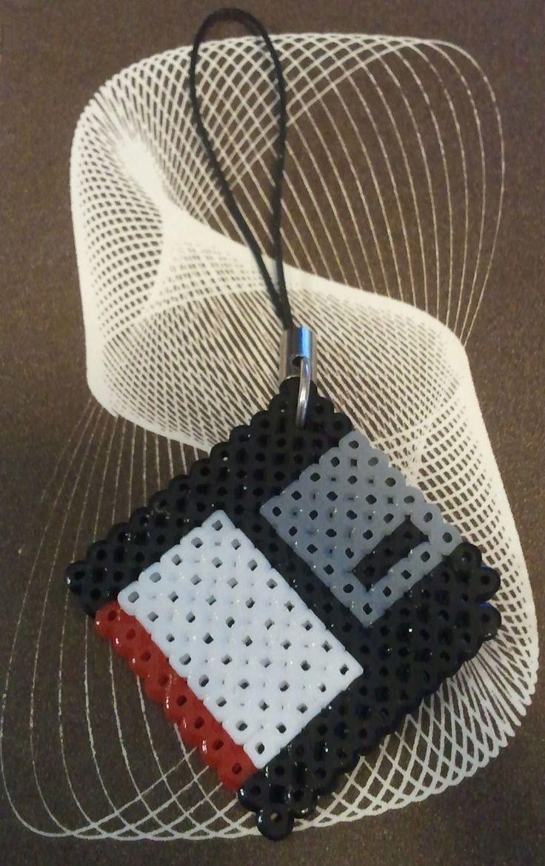 Hama Floppy Disk Charm  Available as Phone Charm or door Retr8Bit, £2,99