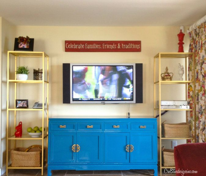 to do replace tv stand with dresser wall mount tv and flank with 2 39 golded 39 ikea vittsjo. Black Bedroom Furniture Sets. Home Design Ideas