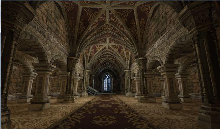 Inside A Castle Bedroom Medieval Castles Travel