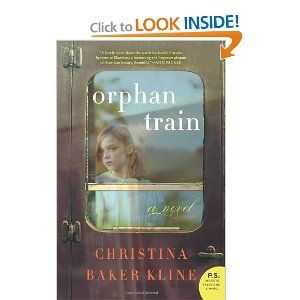 Southern Girl Reads . . .: Review: Orphan Train by Christina Baker Kline (She Reads Book Club Selection)